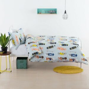 Bordertown Duvet Set - (3/4)