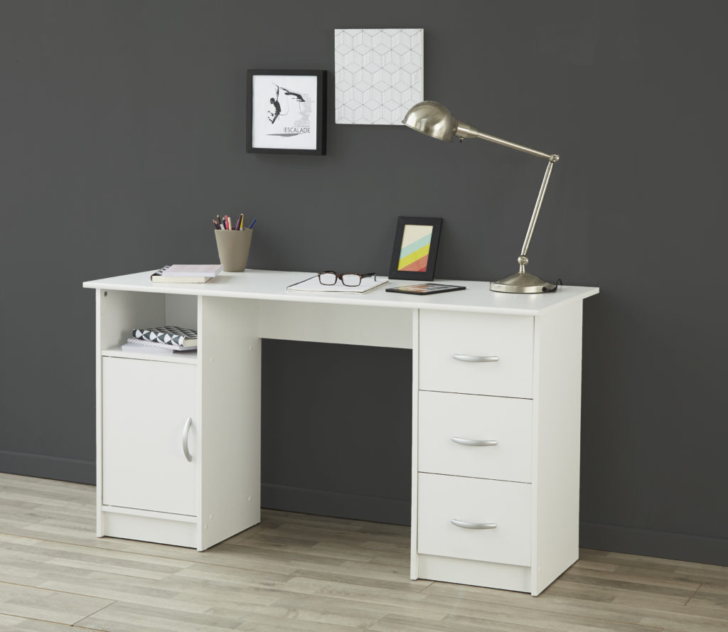 Productive Study Space Buster Desk