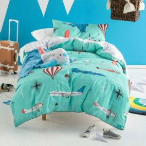 Fly with Me Duvet Set - (3/4)