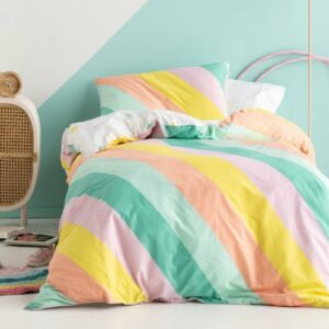 I'm with the Band Duvet Set - Pink (3/4)