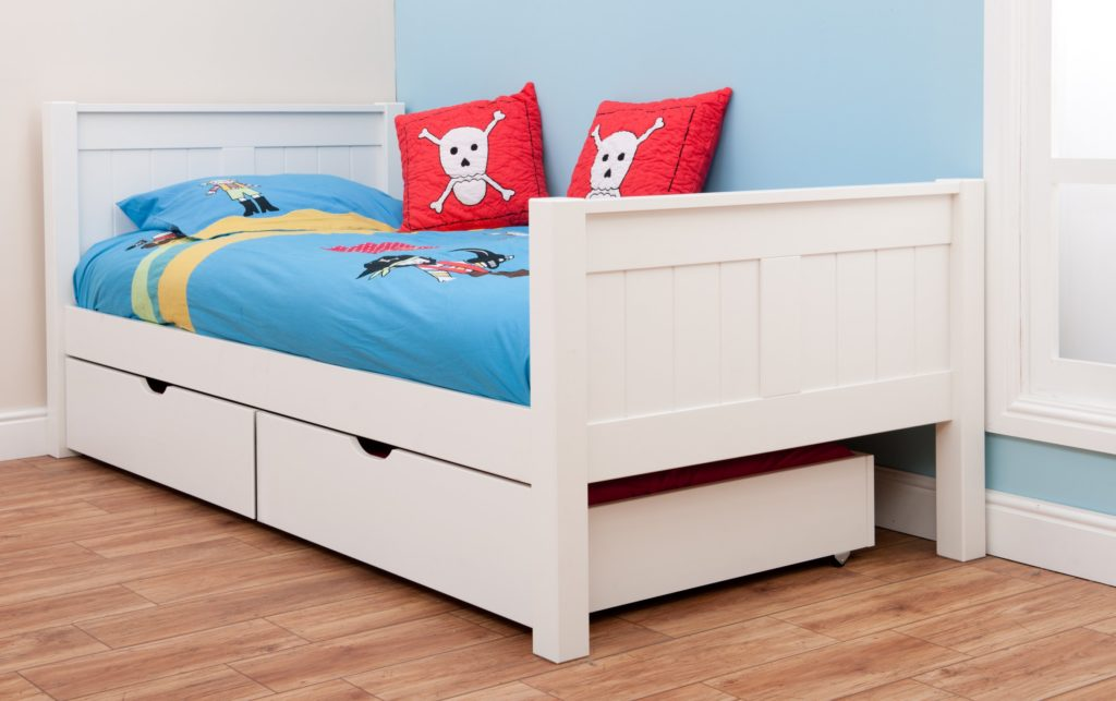 Maximise Space In A Small Bedroom