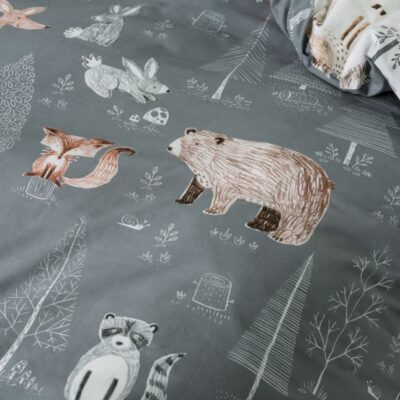 Into The Woods Duvet Set (Single)