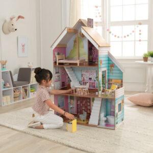Juliette Dolls House with Furniture by KidKraft