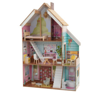 Juliette Dolls House with Furniture by KidKraft