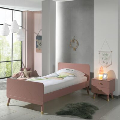Billy Single Bed - White