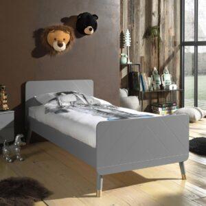 Billy Single Bed - Grey