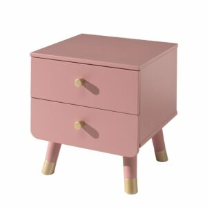 Billy Nightstand - Rose