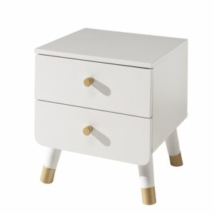 Billy Nightstand - White