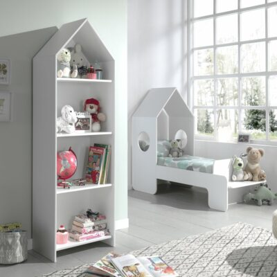 Casa Bookcase - White