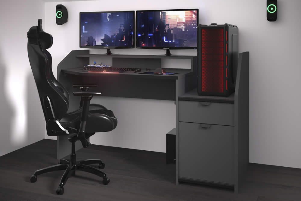 A Perfect Gaming Desk