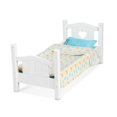 Dolls Bed - White