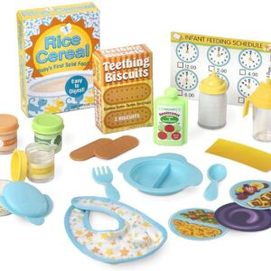 Deluxe Baby Care Play Set incl Baby (48 pieces)