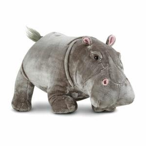 Hippo Giant Plush