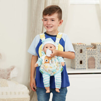Mine to Love - Baby Carrier Play Set