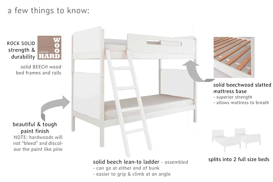 Transition From A Cot To A Children's Bed