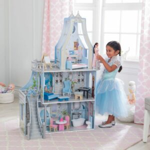 Magical Dreams Castle Dolls House with Furniture by KidKraft