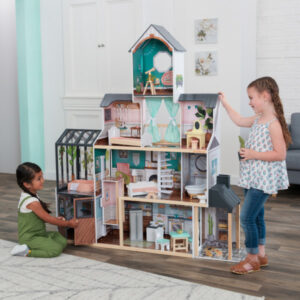 Celeste Mansion Dolls House with Furniture by KidKraft