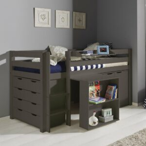 Standard 4 Drawer Chest - Taupe Grey