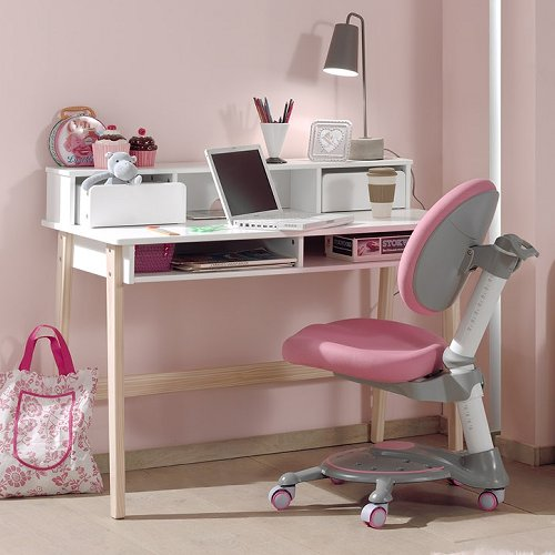 Hallie Desk - White