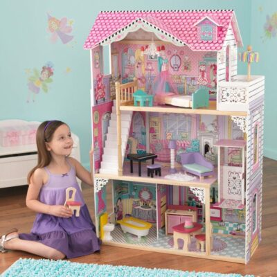 Annabelle Dollhouse with Furniture by KidKraft