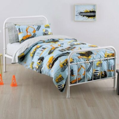 Work Zone Duvet Set (Single)