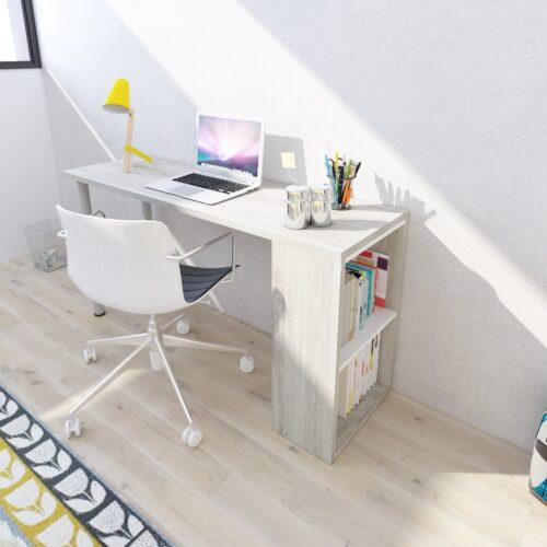 Blake Desk - Cascina/White by Trasman