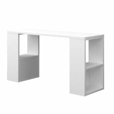 Darby Desk - White by Trasman