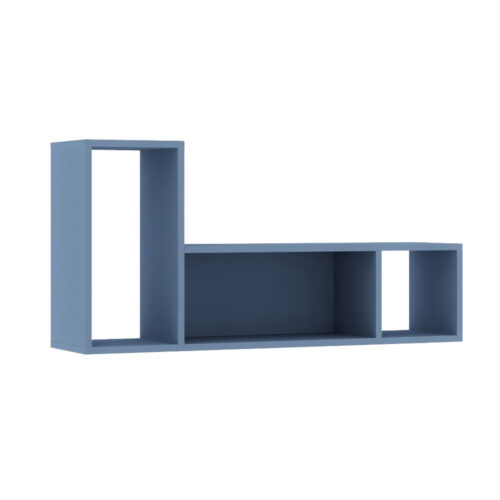 Lane Wall Shelf - Blue by Trasman