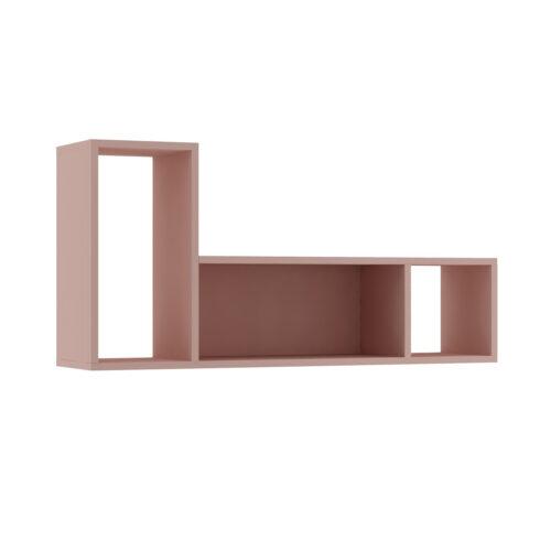 Lane Wall Shelf - Pink by Trasman