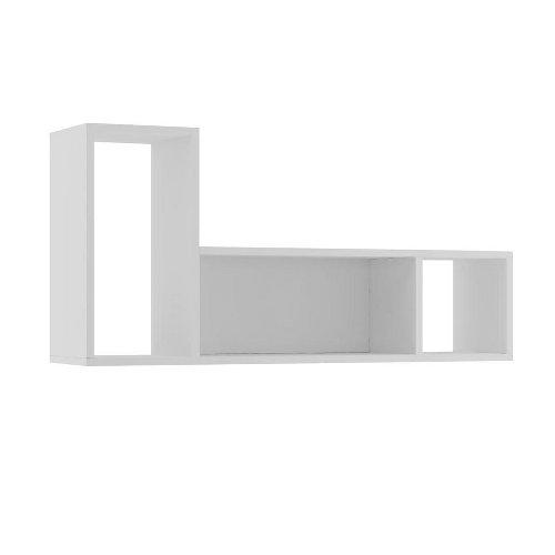 Lane Wall Shelf - White by Trasman