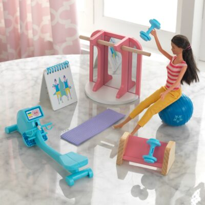 Dollhouse Accessory Pack: Home Gym by KidKraft