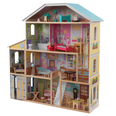 Majestic Mansion Dollhouse with Furniture by KidKraft