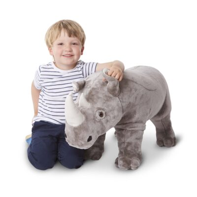 Rhino Giant Plush