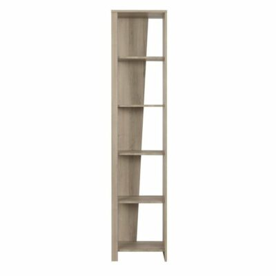 Ethan Bookcase - Light Oak by Gami