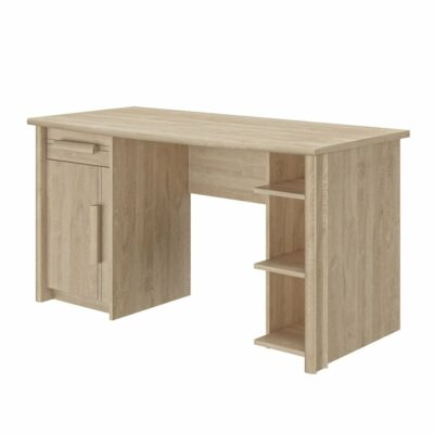 Montana Desk - Blond Oak by Gami