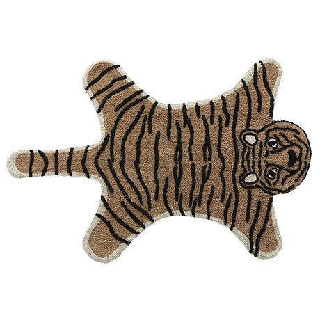 Wildlife Tiger Rug by Lifetime Kidsrooms