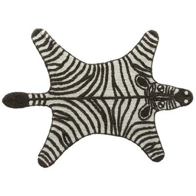 Wildlife Zebra Rug by Lifetime Kidsrooms