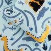 Dino Maze Duvet Set (Single)