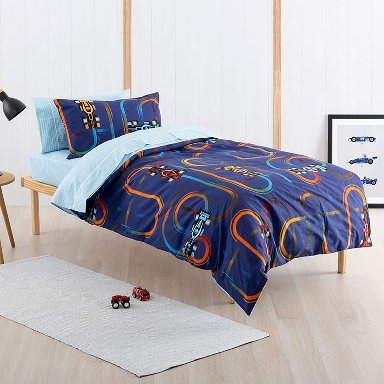 Racer Duvet Set (Single)