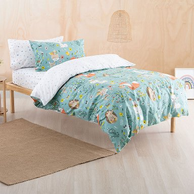 Woodland Walk Duvet Set (Single)