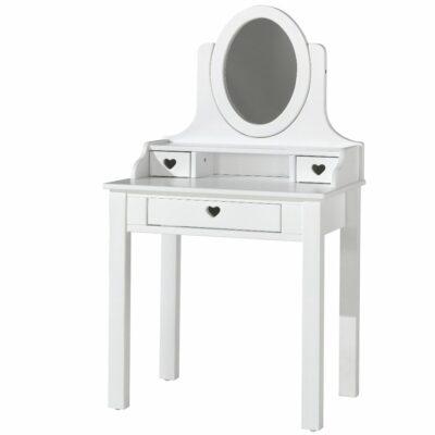 Amori Dressing Table - White