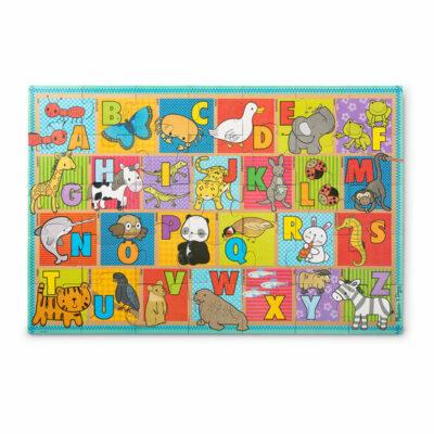 Animal ABC Floor Puzzle - 35 pieces
